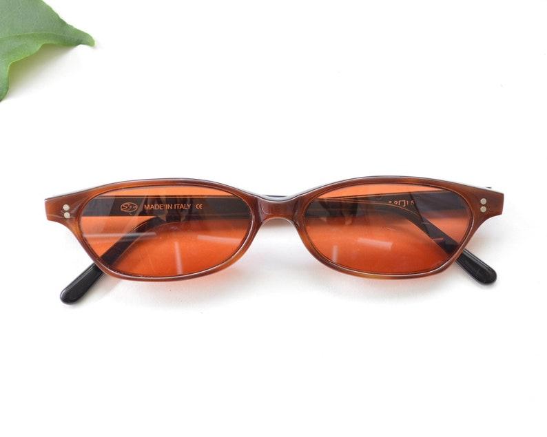 90s Glasses Frames, Vintage Eyeglasses, Slim Sunglasses, Prescription Glasses, Minimalist Sunglasses, Rectangle Eyeglasses, Micro Sunglasses