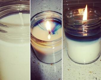 Gender Reveal Candles