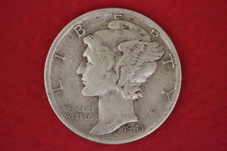 MAKE OFFER $10.00 Face Value Mercury Dimes 90/% Silver Junk Coins US Bullion