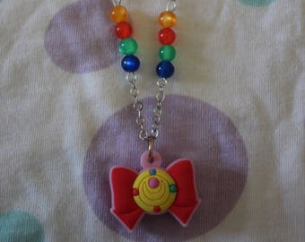 Magical girl necklace
