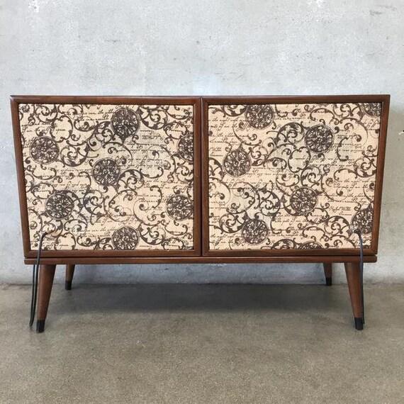 image 0 - Vintage Stereo Cabinet HVTWKR Etsy