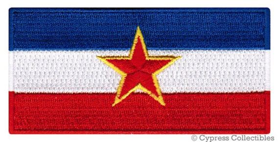 FLAG PATCH PATCHES WESTERN SAHARA IRON ON COUNTRY EMBROIDERED WORLD SMALL