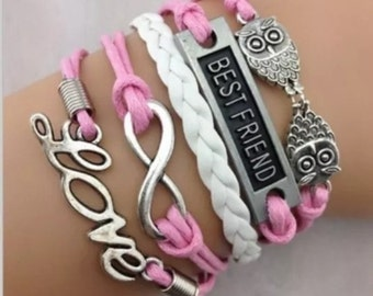 Bracelet by MWL Best Friend Bracelet