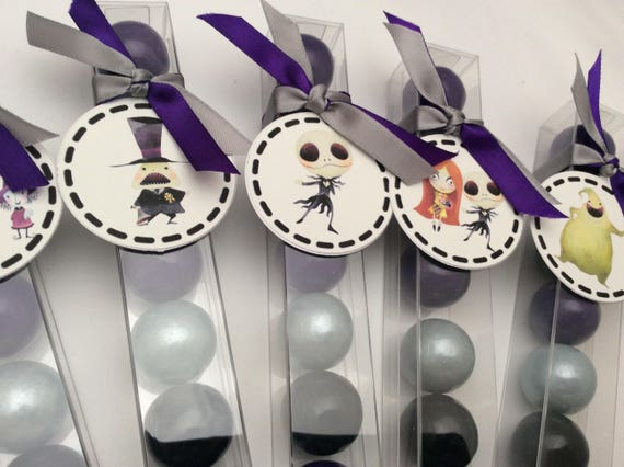 Nightmare Before Christmas Baby Shower Birthday Party Etsy