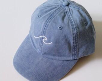 d04faf962f8 Waves Baseball Cap - Periwinkle
