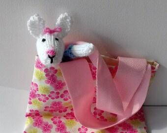 Mini Tote Bag & Purse / Girls Bag / Kids Bag / Wallet