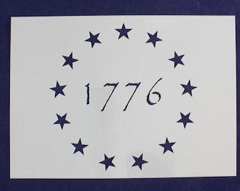 Betsy Ross G-Spec 14.82 Star Field-  1776-13 Star Revolutionary