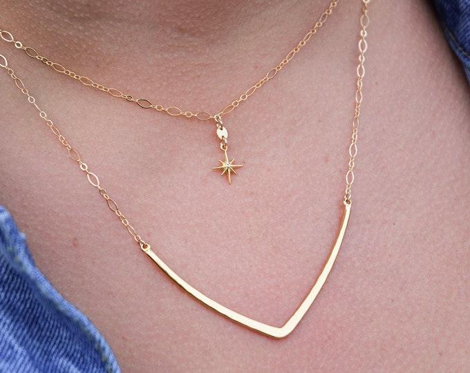 Shining Star Choker Necklace