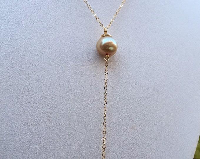 Freshwater Pearl Drop