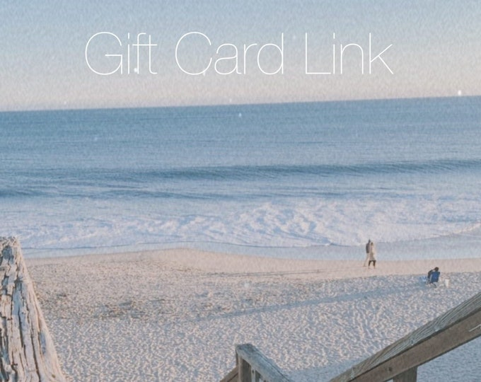 For already purchased GIFT CARDS, Please Read