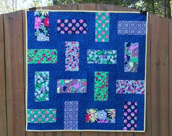 Shades of Summer Quilt