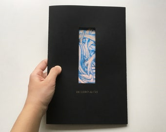 De Libro Alces–Book of the Moose risograph zine