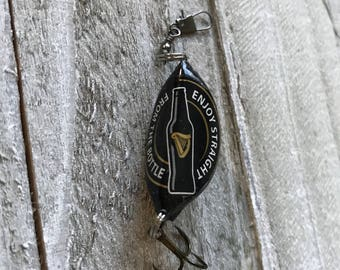 Guinness Fishing Lures | Fishing Gift | Father's Day Gift