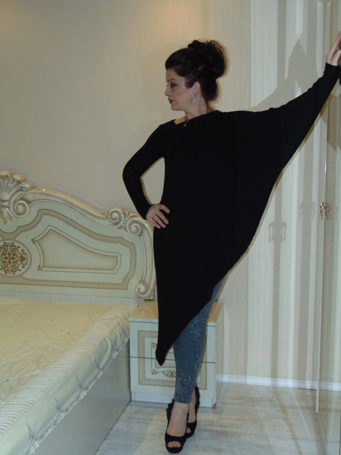 5eed62b8e41 ... tunic Long tunic Women cloting top All sizes available Us Uk Eu.  gallery photo ...