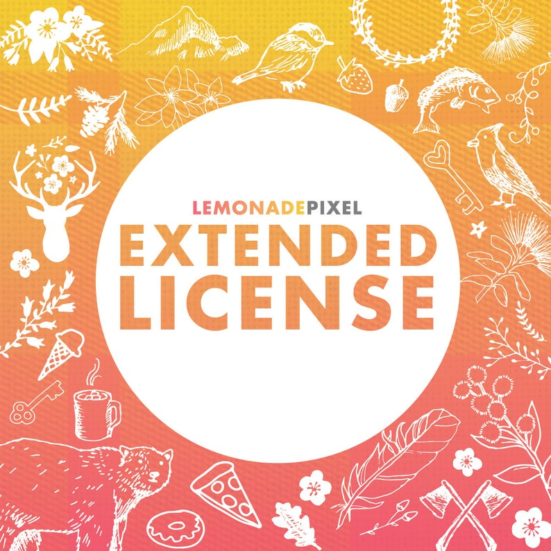 Extended License image 0