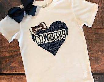 dallas cowboys toddler shirt