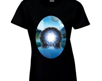 Woman's Stargate T Shirt