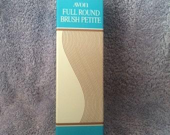 Vintage Avon Full Round Brush New in Box