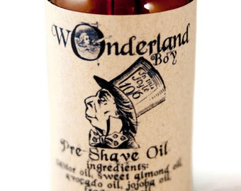 Pre Shave Oil, Traditional Shaving Oil, Gift for Him, All Natural Pre Shave Oil, Patchouli Shave Oil, Cedar Shave Oil, Traditional Shave