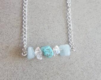 BLUES MIX Necklace