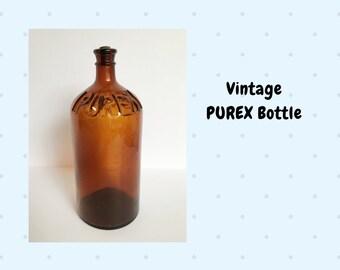 Bottle history purex purex bottle