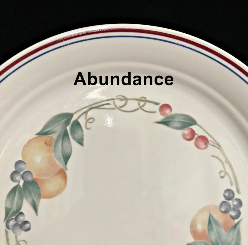 """Set of 2 Corelle """"Abundance"""" Soup/Cereal Bowls Replacement + More Available"""