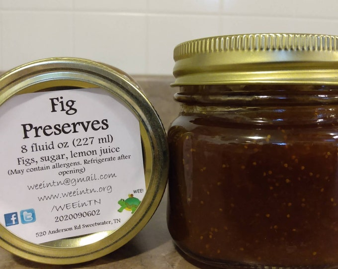Fig Preserves *Free Shipping*