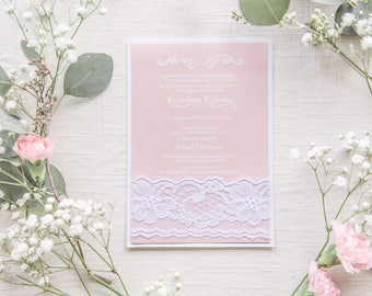 Christening Invitation Card Baptism Invitation Card Baby Girl Etsy