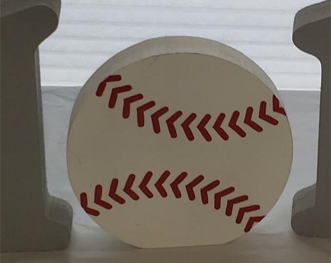 Baseball Interchangeable Home kit piece