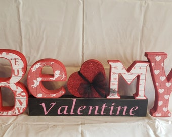 Be My Valentine craft