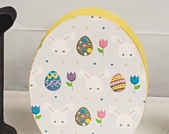 Easter egg Interchangeable home piece