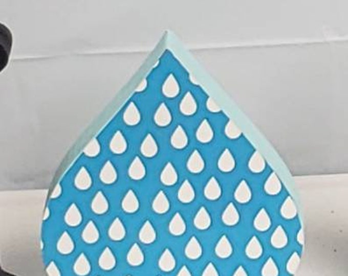 Spring/raindrop Interchangeable Home kit piece