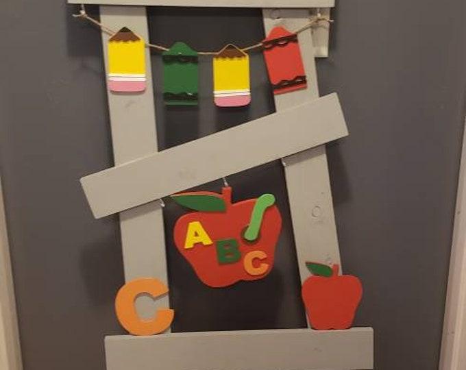 School Interchangeable ladder kit only