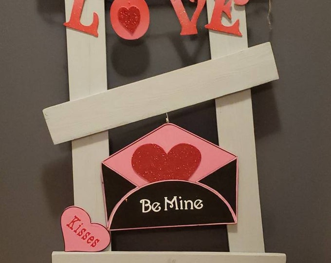 Valentines  Interchangeable ladder kit only