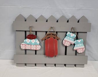 Winter Interchangeable Fence kit