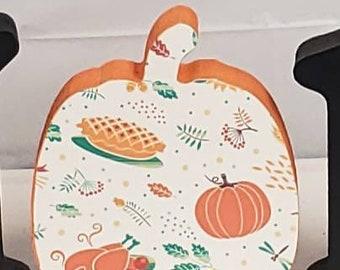 Interchangeable Pumpkin Home piece