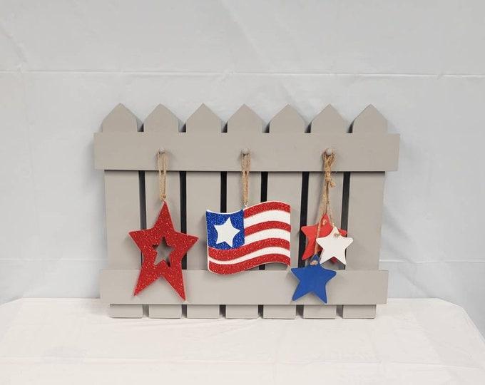 Interchangeable July Fence kit