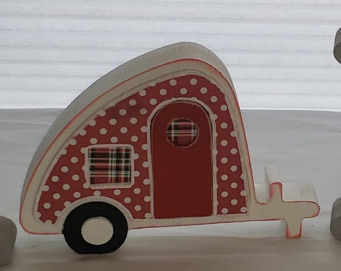 Camp trailer Interchangeable Home kit piece