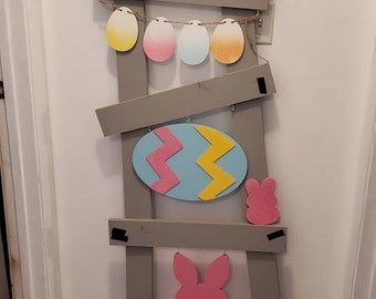 Easter/ April interchangeable ladder kit only