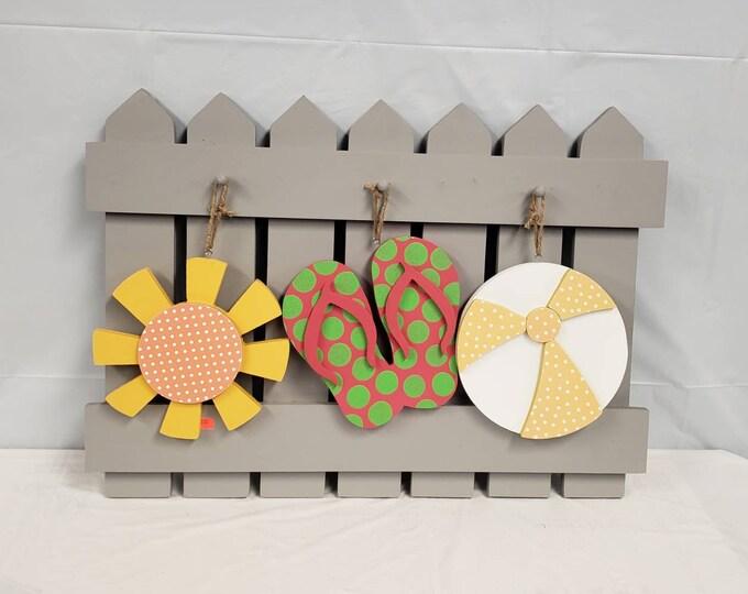 Interchangeable  Summer  Fence Kit