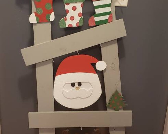 Interchangeable Christmas ladder kit only