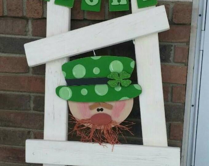 St. Patricks Day interchangeable ladder kit only