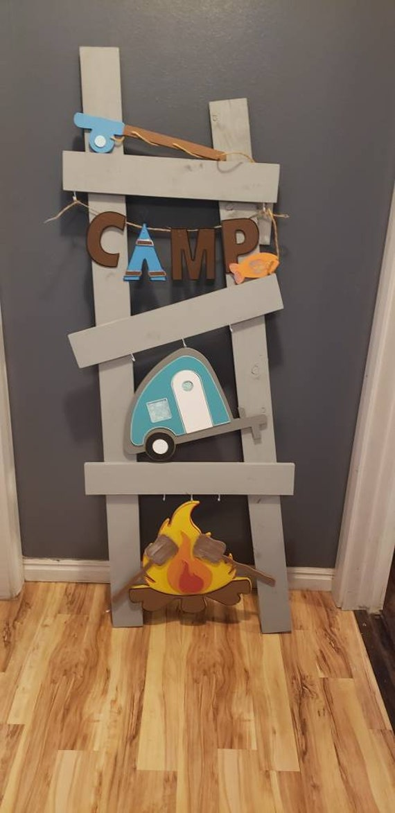Camp/Summer Interchangeable Ladder kit only