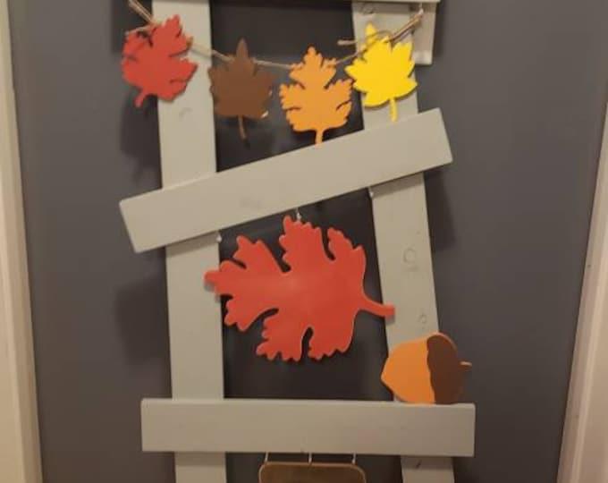 Autumn/Fall Interchangeable  ladder kit only