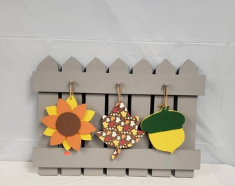Interchangeable Fall Fence kit