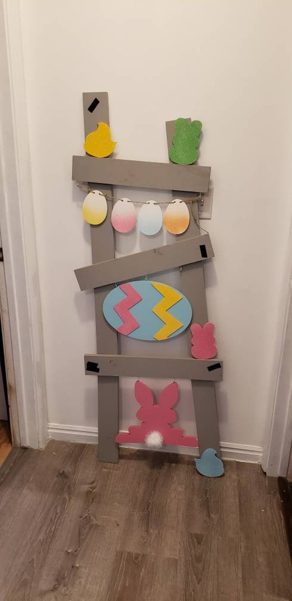 Easter/ April interchangeable ladder kit only