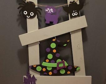 Halloween Interchangeable Ladder KIt only