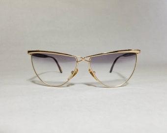 a0e96b8f796 Versace 80s Vintage Eyeglasses