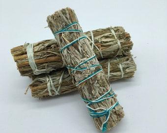 Black Sage Smudge Bundle - Sacred Smoke - Natural Smudging Herbs