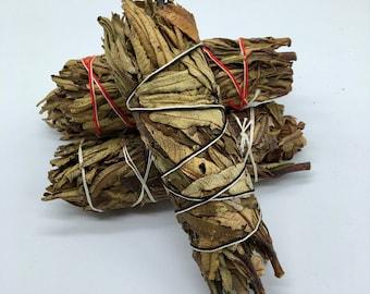 Yerba Santa Smudge Bundle - Sacred Smoke - Natural Smudging Herbs